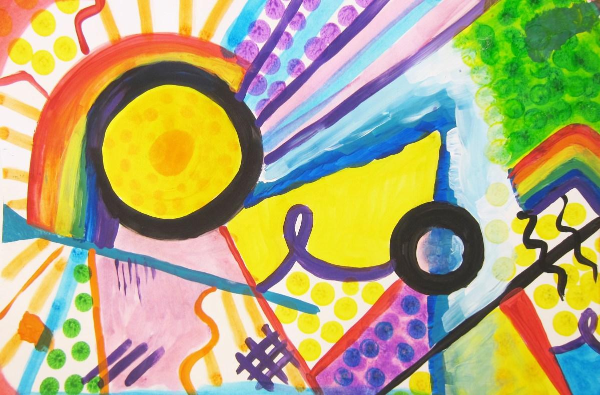 Vassily Kandinsky and Abstract Art