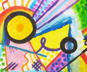 Art inspired by Kandinsky (11)