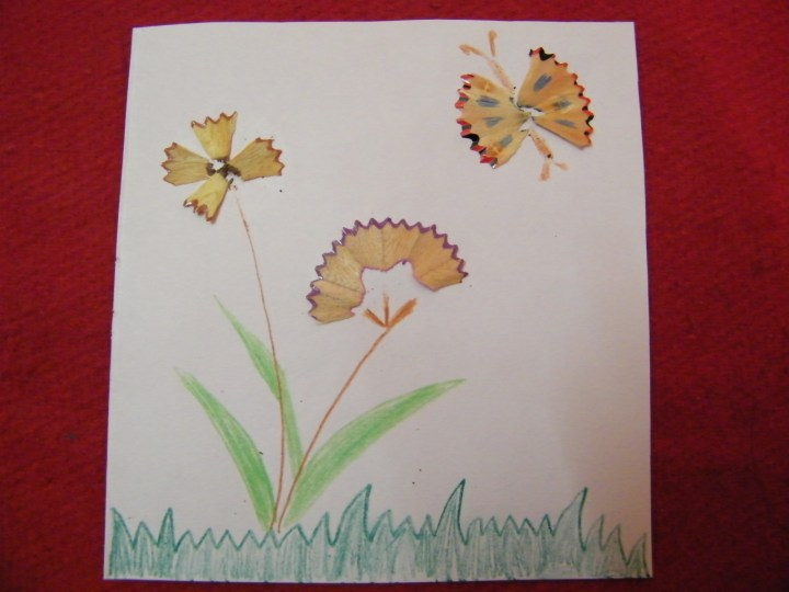 Card making ideas pinterest 2014 for Beautiful things made by waste material