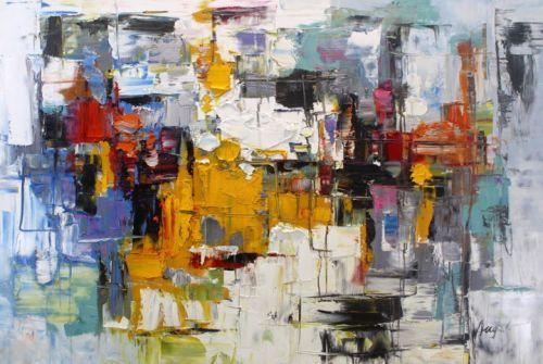 Medium Of Abstract Wall Art
