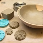 Press Mold Ceramic Bowls