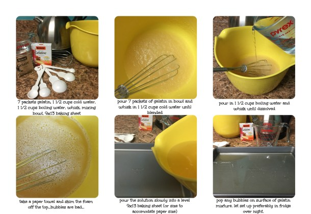 gelatin making process