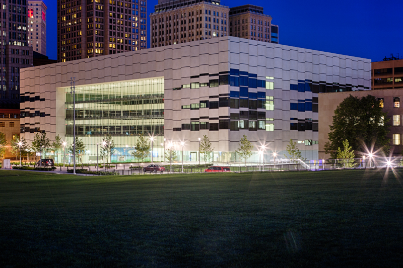 Cleveland's Global Center for Health Innovation