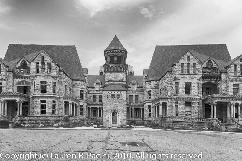 Mansfield Reformatory -  Mansfield, Ohio