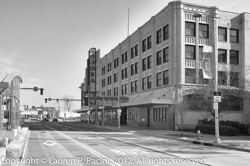 The Agora, 5000 Euclid Avenue
