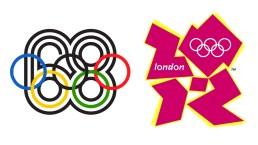 Olympic Logos 1968+2012