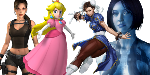 How are women represented in Video Games?