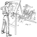 The original Rotoscope technique!