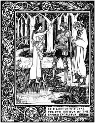 aubrey-beardsley_illustration-for-lady-of-the-lake-