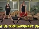 How to Do Contemporary Dance