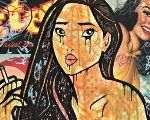 Artists Attack Disney Princess Stereotypes By Reinterpreting Them (As Porn Stars?)