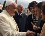When The Real Philomena Met The Pope (It Happened Yesterday)