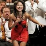 Yuja Wang (The Hemline Pianist, Remember?) Will Wear Long Dresses When She's Ready, Thank You