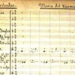 Long Lost Granados Opera Discovered