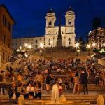 Bulgari Will Save Rome's Spanish Steps