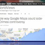 Whoa: Watch As Google Maps Changes What You See When You're In Another Country [VIDEO]