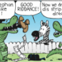 The Day That Bill Watterson, Creator Of Calvin and Hobbes, Returned To The Comics Page