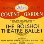 Clement Crisp Remembers The Bolshoi Ballet's First-Ever Visit To The West, 60 Years Ago In London