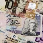 scottish pounds