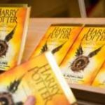 New Harry Potter Book Is UK's Fastest Seller This Decade