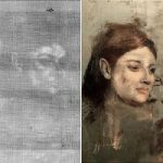 Uncovering The Secrets Of A Hidden Degas Portrait – With A Particle Accelerator