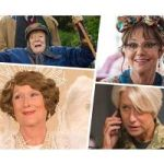 It's Not Just Meryl Anymore: A Crop Of Older Actresses Have Become Box-Office Draws