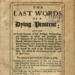 The 450-Year History Of The True Crime Genre