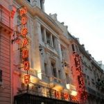 Fire Closes Paris's Mogador Theatre