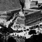 The Great Library Of Alexandria Had A Rival – And A Vicious Rivalry