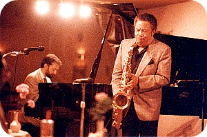 Michael Weiss Remembers Johnny Griffin