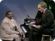Weekend Extra: Peterson and Cavett