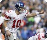 Giants Step On Patriots