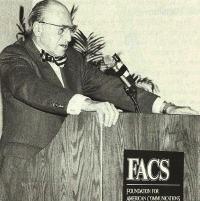 Norman Isaacs 1985