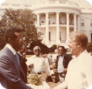 Max Roach, Jimmy Carter