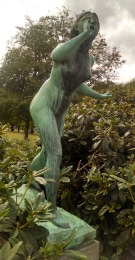 Kings Garden statue, Copenhagen