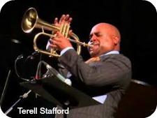 Terell Stafford flugel