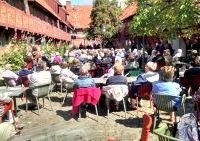 The Ystad Festival Is Underway