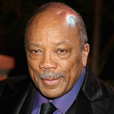 quincy jones head shot