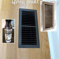 Many Uses for Rustoleum Oil Rubbed Bronze (ORB) Spray Paint