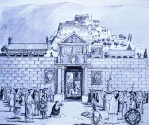 το δυπιλο των αθηνων  ΙΕΡΑ ΟΔΟΣ, ο αρχαιότερος δρόμος της Ευρώπης