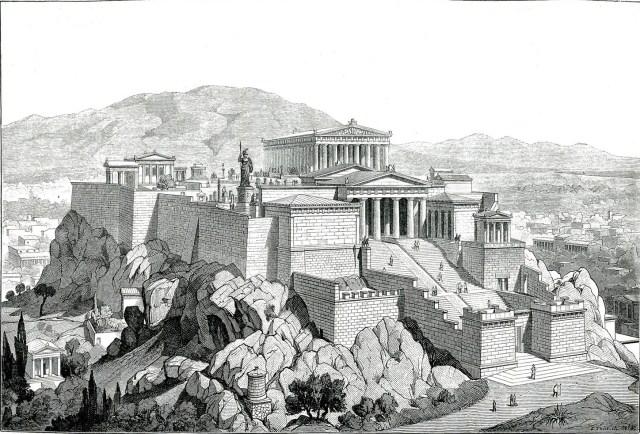 Η_Ακρόπολη1887