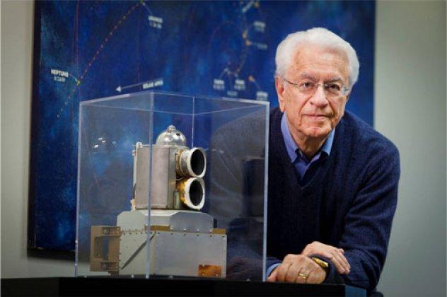 Κορυφαία διάκριση για το διαστημικό επιστήμονα Σταμάτη Κριμιζή