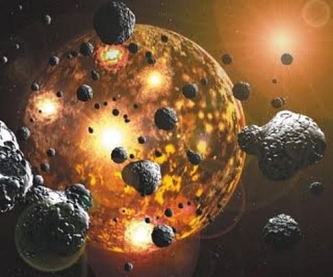 Η εξέλιξη της γης - Πλανήτης Γη