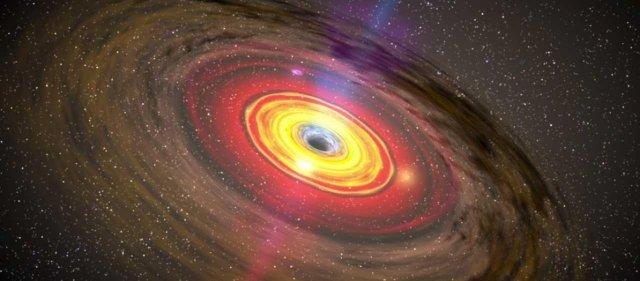 NASA Αυτή η τεράστια μαύρη τρύπα κανονικά «δεν θα έπρεπε να υπάρχει