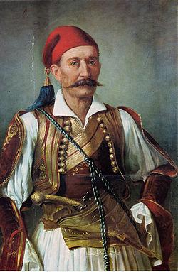 Νικόλαος Στουρνάρης