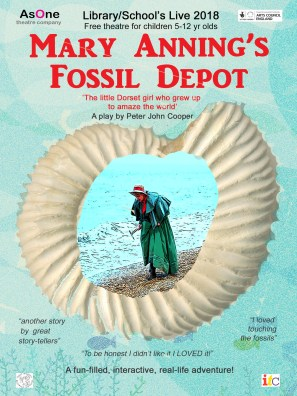 Mary Anning's Fossil Depot