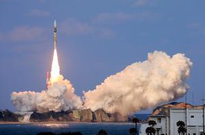 「H2Aロケット打ち上げ」の画像検索結果