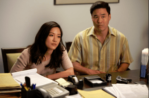Fresh Off the Boat with Randall Park and Constance Wu