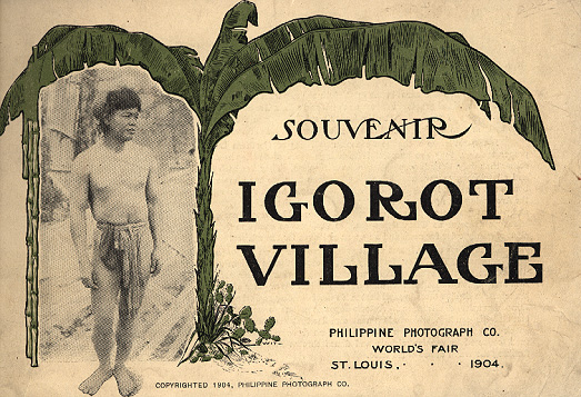1904 St. Louis World's Fair Philippines1