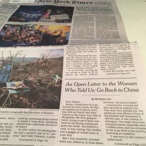 NY Times & Race